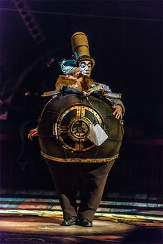 If you haven't had a chance to see Cirque Du Soleil's Kurios, it's worth going! Just the tiny lady alone will blow your mind! http://www.examiner.com/review/cirque-du-soleil-s-kurios-alters-perceptions