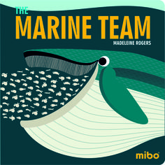 *Coming soon* in the Mibo board book series: The Marine Team