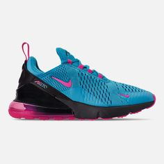 Off white Nike Air Max 270 Joint Edition Half Palm Air Track Running Shoes sport original couple shoes