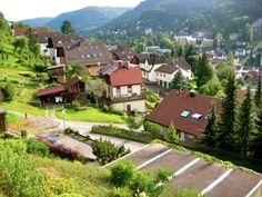Bad Wildbad, Germany