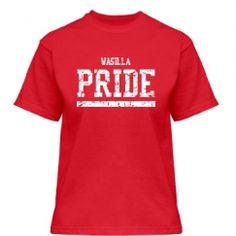 Wasilla High School - Wasilla, AK | Women's T-Shirts Start at $20.97