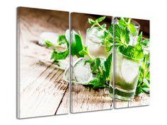 Mojito, Terrarium, Herbs, Home Decor, Wall Art, Kitchens, Terrariums, Decoration Home, Room Decor