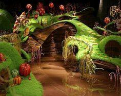 Willy Wonka by Tim Burton