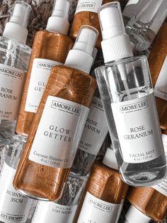 Glow Getter Shimmer Body Oil – Amore Lee
