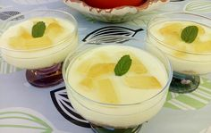 Pizza Roma, Panna Cotta, Ethnic Recipes, Sweet, Desserts, Food, Puddings, Candy, Tailgate Desserts