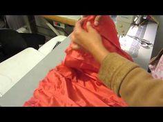 Vestido de XV años, paso a paso, Parte 3 - YouTube