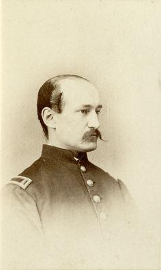Army Surgeon Edward Curtis, M. D.