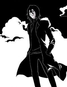 Bleach Espada 4 Ulquiorra. Love him. He is one of my favorite characters in bleach, always has been