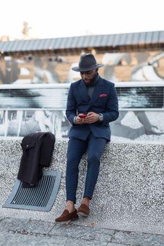 Men's Street Style Inspiration #3 I recently... | MenStyle1- Men's Style Blog