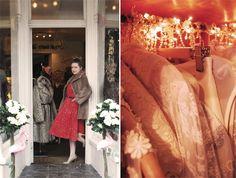 This week, we're off to the seaside to meet Bournemouth based vintage seller Nicki Grainger! Opening A Boutique, Bournemouth, Vintage Boutique, Seaside, Vintage Dresses, Fur Coat, Alice, Asos, Vintage Fashion