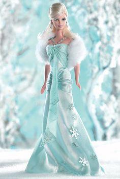Winter Barbie - inverno
