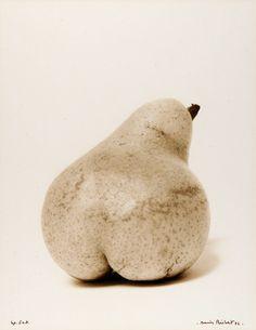 © Denis Brihat - Poire (Pear), 1971. °