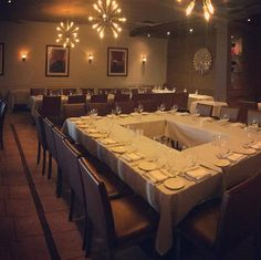 Ready and set for a fun filled full house. #madeinsauga #solsticerestaurantandwinebar #clarkson #mississaugaeats #mississauga #mississaugafood #mississaugafoodie #clarksonvillage http://ift.tt/2eUYeSw