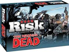 The Walking Dead - Risk Board Game