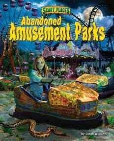 There is something both sad and creepy about an abandoned amusement park. Perhaps it's because a place that was once packed with fun seekers has become slowly choked with weeds. Or maybe it's because