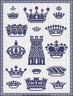 Free Easy Cross, Pattern Maker, PCStitch Charts + Free Historic Old Pattern Books: Sajou No 290