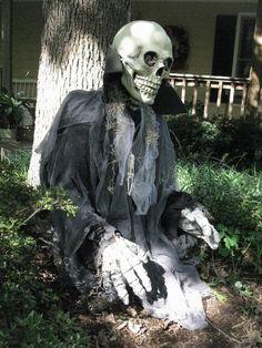 Greetings from Mr. Bones