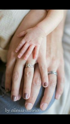 Hands of love...