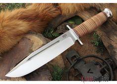 Bark River Knives: Teddy II