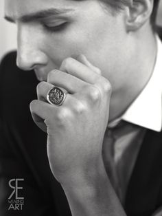 Wearing Art | The saint and the dragon silver 925 hand made in italy