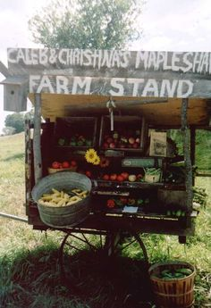 unmanned farm stand