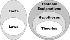 What is the difference between a scientific hypothesis, theory, and law? When reading scientific articles (and many of the articles on From Quarks to Quasars), you will see the terms hypothesis, theory, and law used to describe something. In the scientific community these words have very specific definitions. For laypeople, sometimes these definitions get confusing [&hellip