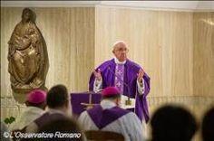 """In Cammino: Papa Francesco : """"la salvezza è solo in Gesù, non ..."""