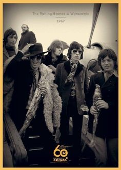 "The Rolling Stones 1967. Bill Wyman is wearing a ""Dandie Fashions"" jacket. This clothing boutique was popular with celebrities in the 60's and had two branches in London England located at 56 Queens Gate Mews and 161 Kings Road."