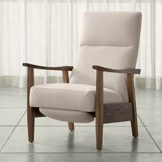 A recliner chair for the modern-minded. Greer streamlines the clubby classicu2026 & Not an Urban Legend: Recliners That Are Actually Attractive ... islam-shia.org