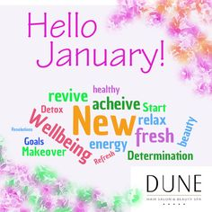 January Motivation New Year You