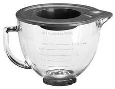 KitchenAid 5K5GB Glazen Kom (4,83 liter) - 75euro