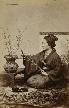 SHIMOOKA Renjo, 1863-1876. 下岡蓮杖(しもおかれんじょう)(1823-1914)