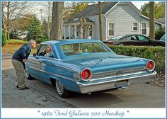 1963 Ford Galaxie 500   Photographed during the southeast Mi…   Flickr