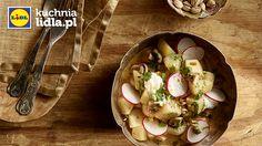Pieczone warzywa w sosie curry z mlekiem kokosowym i jogurtem. Kuchnia Lidla - Lidl Polska. #lidl #okrasa #warzywa