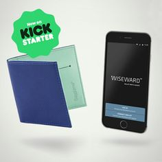 Baggizmo Wiseward APP makes sure you never lose your wallet. It will be included in smart wallet pack and will be available from Google Play and Apple Store. You just synchronize your Wiseward with your smartphone and you're good to go. Available only 11 more days on Kickstarter http://baggizmo.me/kswiseward