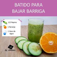 Healthy Juice Recipes, Healthy Juices, Healthy Smoothies, Healthy Drinks, Zero Calorie Drinks, Bodybuilding Diet, Detox Tea, Detox Drinks, Health Fitness