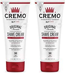 Cremo Original Shave Cream, Astonishingly Superior Smooth Shaving Cream Fights Nicks, Cuts And Razor Burn, 6 FL oz., by Cremo Best Shaving Cream, Lemon Extract, Hair Removal Diy, Razor Burns, After Shave Lotion, Shaving Brush, Home Decor Ideas, Beauty, Computers