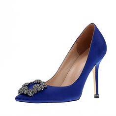 EKS Women's Kricoa Satin Full Sole High Heel Pumps Blue 8... https://www.amazon.com/dp/B00TD5XIC0/ref=cm_sw_r_pi_dp_x_rkNhzbCB4M79D