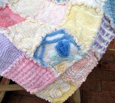 Really love the vintage chenille $140. Will custom make with colours