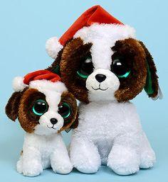 ae20a84a57d Presents - regular and medium sizes Beanie Boo Dogs