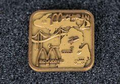 Mcdonalds Michigan Vintage Tack Pin by MichaelPMoriarty on Etsy