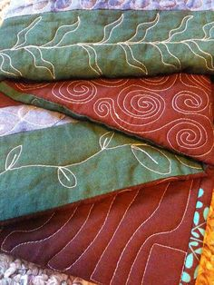 Free Motion Quilting | Flickr - Photo Sharing!