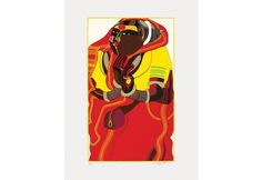 Serigraph by Thota Vaikuntam on paper using 48 different colours. This painting by the Indian artist Vaikuntam is available in editions of Famous Indian Artists, Female Characters, Fictional Characters, Different Colors, Batman, Colours, Paintings, Art Prints, Superhero