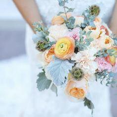 A Handmade Wildflower Bouquet