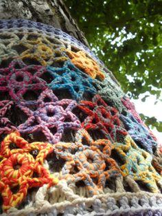 VMSom Ⓐ Cage: Knit'n'Tag - treats