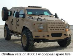 Civilian Armored Vehicles for Sale