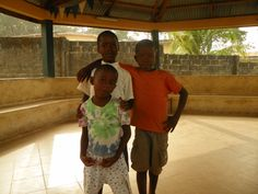 Hassan, Mohamed and Joseph