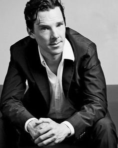 He may not have been #1 on BBC America's list of sexiest Brits, but he is #1 on MY list!