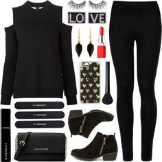 A fashion look from September 2016 featuring Vera Wang sweaters, Wolford leggings and Bamboo ankle booties. Browse and shop related looks.