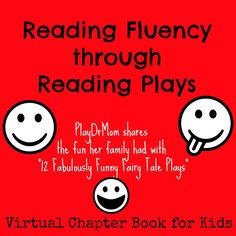 reading plays ... a great way to develop reading skills
